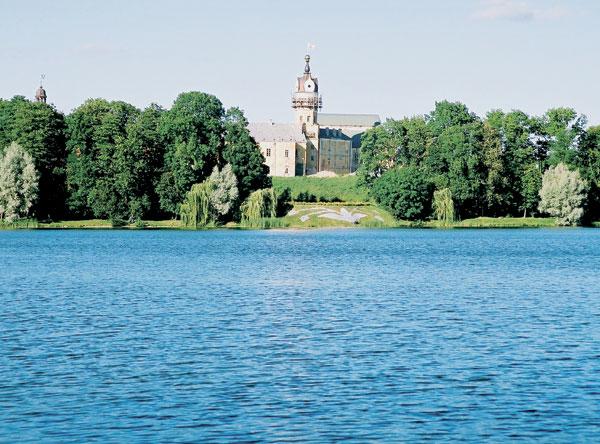 Дворец Радзивиллов сегодня. Фото В. Седых