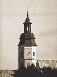 Рис. 4. Башня в 70-е гг. XX в. Фото автора