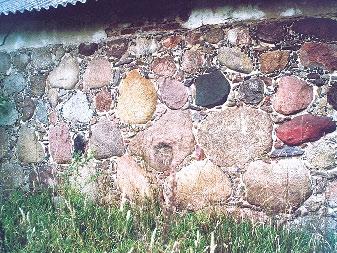 8. Кладка стены меднолитейного завода в д. Вишнево