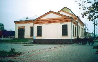10. Электростанция в Витебске