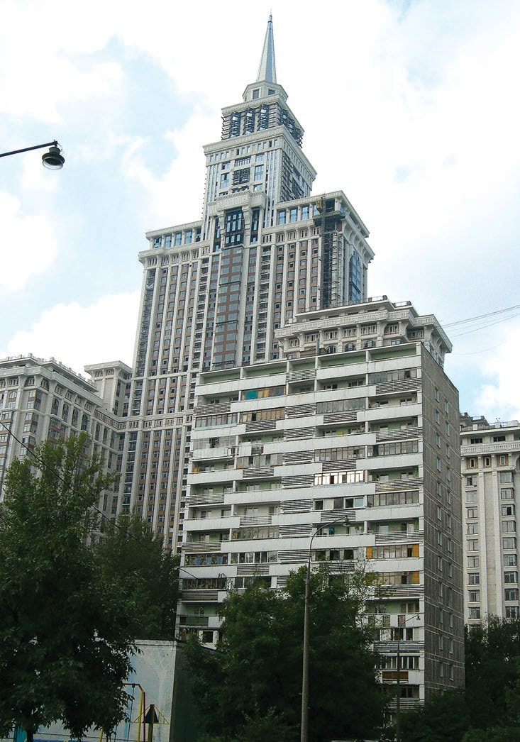 "Рис. 4. ""Триумф-Палас"". Москва, 2003 г."