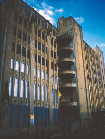 Многоэтажное производственное здание вФиладельфии. Конец XIXв., США
