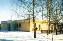Дом культуры до реконструкции