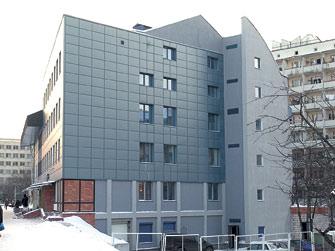 Административное здание по ул. Кропоткина