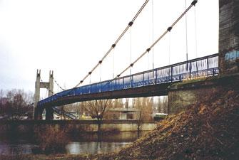 Мост через р. Мухавец