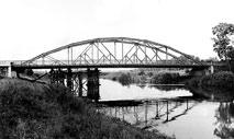 1. Восстановление разрушенного металлического пролетного строения моста
